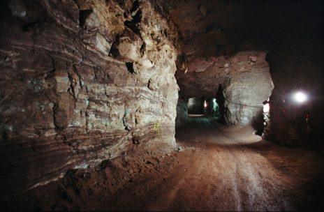 מכרות תמנע, 2007 (צילום דורון הורוביץ)