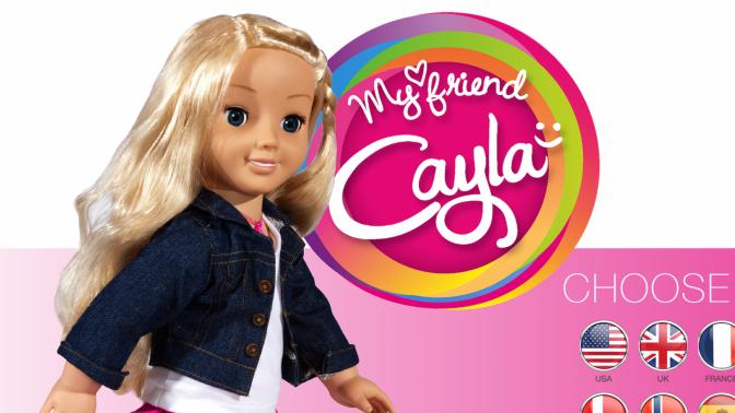 קיילה דול (צילום מהאתר הרשמי)