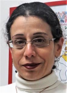 """ד""""ר שרון חלבה-עמיר (צילום: מנחם עמיר)"""