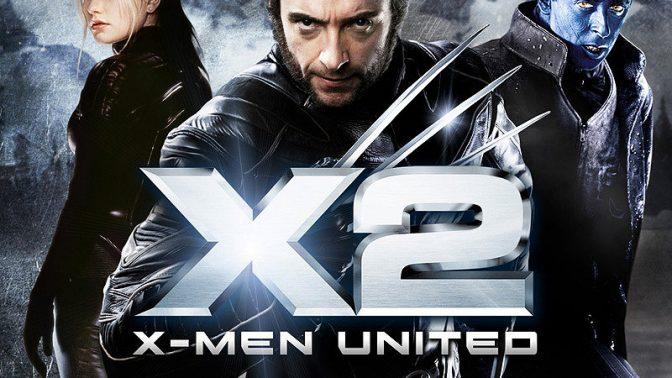 כרזת הסרט X2: X-Men United