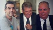 """משמאל: העיתונאי יפתח בריל, עו""""ד אריאל שמר ועו""""ד צבי גלמן (צילומים: אורן פרסיקו)"""