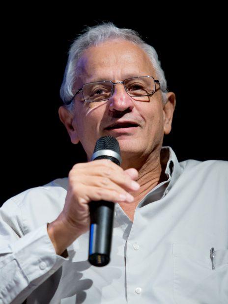 נחום ברנע, 2014 (צילום: משה שי)