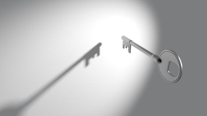 מפתח, הזכות לפרטיות מול חופש המידע (צילום: רשיון CC0)
