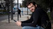 """יונתן אוריך, יועץ התקשורת של רה""""מ נתניהו (צילום: יונתן זינדל)"""