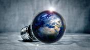 סביבה, כדור הארץ, נורה (צילום: רשיון CC0)