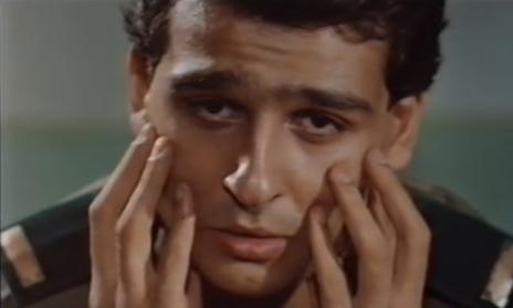 """""""חוזר לחיפה"""", 1982 (צילום מסך)"""