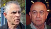 """יואל אסתרון (מימין) ומו""""ל """"ידיעות אחרונות"""" נוני מוזס (צילומים: אורן פרסיקו ופלאש 90)"""