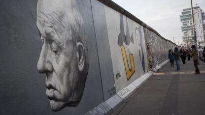 חומת ברלין, 2019 (צילום: נתי שוחט)