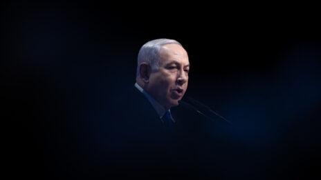 ראש הממשלה בנימין נתניהו, 8.12.2019 (צילום: יונתן זינדל)