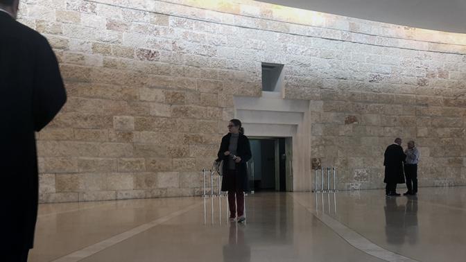 ענת קם, בית המשפט העליון, 1.1.20 (צילום: אורן פרסיקו)