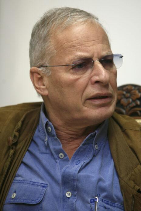 אהוד יערי, 2008 (צילום: נתי שוחט)