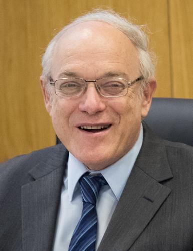 """השופט ניל הנדל, יו""""ר ועדת הבחירות המרכזית (צילום: יונתן זינדל)"""
