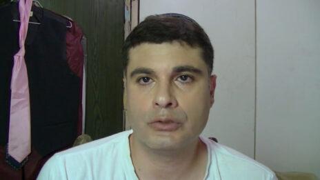 דניאל חסידים, מתוך ערוץ היוטיוב שלו (צילום מסך)