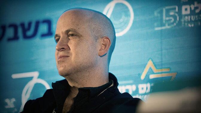 """אלדד קובלנץ, מנכ""""ל תאגיד השידור הישראלי """"כאן"""" (צילום: יונתן זינדל)"""
