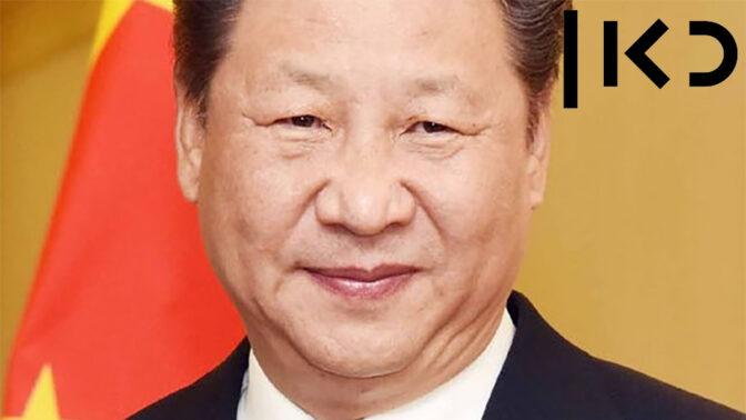שי ג'ינפינג, ראש המפלגה הקומוניסטית בסין (אילוסטרציה)