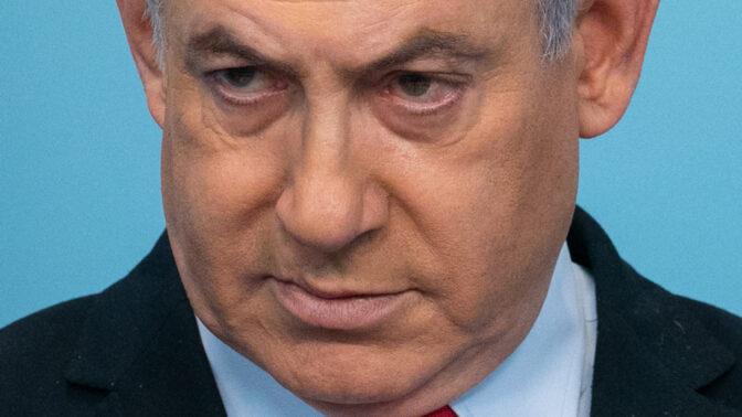 ראש ממשלת ישראל, בנימין נתניהו (צילום: אוליבייה פיטוסי)