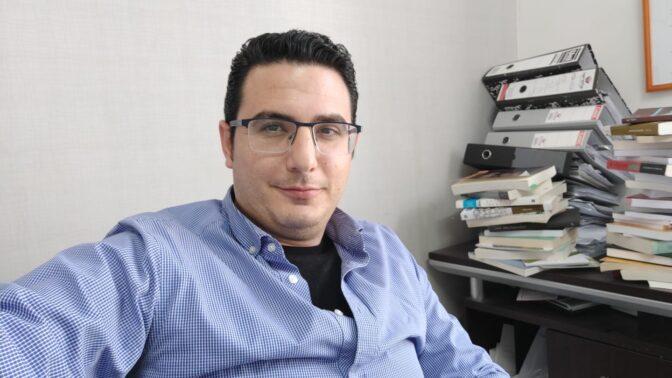 אמיר פאחורי, צילום עצמי