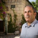 חבר מועצת עיריית ירושלים אריה קינג, 2017 (צילום: הדס פרוש)