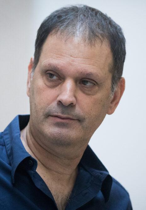 """גיל עומר, יו""""ר מועצת תאגיד השידור הציבורי (צילום: יונתן זינדל)"""