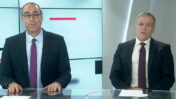 """קלמן ליבסקינד ואראל סג""""ל בתוכנית """"קלמן וסג""""ל"""" (צילום: תאגיד השידור)"""