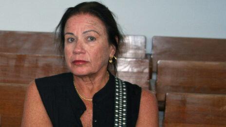 """עיתונאית """"ידיעות אחרונות"""" סימה קדמון (צילום: אורן פרסיקו)"""