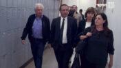 """איריס ושאול אלוביץ', לשעבר בעלי השליטה ב""""וואלה"""" וכעת נאשמים בתיק 4000, מתוך תחקיר """"המקור"""" (צילום מסך)"""