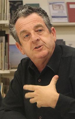 """יואב איתיאל, כתב """"וואלה"""" באזור הצפון (צילום: יאיר גיל)"""