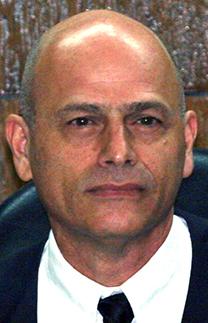 השופט איתן אורנשטיין (צילום: רוני שיצר)