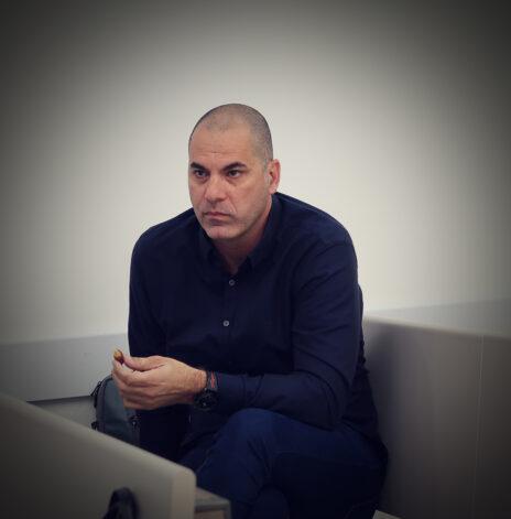 """ישראל טויטו, מנכ""""ל חדשות 13 (צילום: אורן פרסיקו)"""