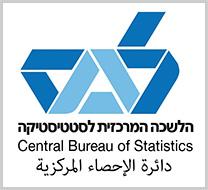 סמליל הלשכה המרכזית לסטטיסטיקה