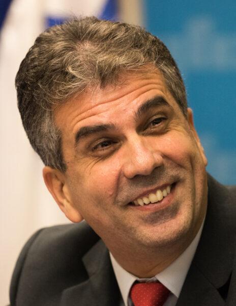 השר אלי כהן (צילום: יונתן זינדל)