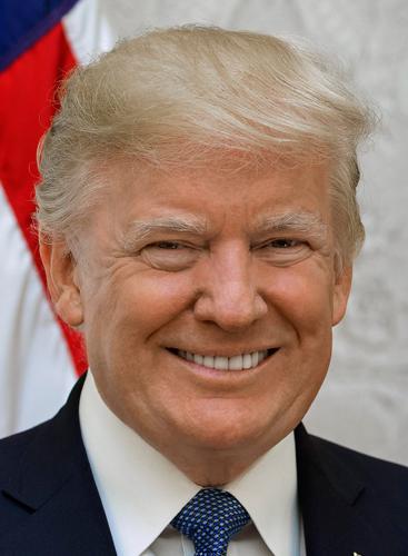 נשיא ארצות-הברית, דונלד טראמפ (צילום: ספריית הקונגרס האמריקאי, נחלת הכלל)