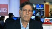 ערד ניר משוחח על נגיף הקורונה בלייב-צ'אט של חדשות 12 (צילום מסך)