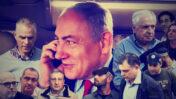 """""""כל אנשי ראש הממשלה"""". אילוסטרציה (צילומים: פלאש90, יחסי ציבור וצילומי מסך)"""