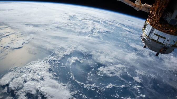 כדור הארץ במבט מהחלל (רישיון CC0)