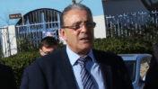 ראש עיריית טירת-כרמל, אריה טל. 2017 (צילום: יעקב כהן)