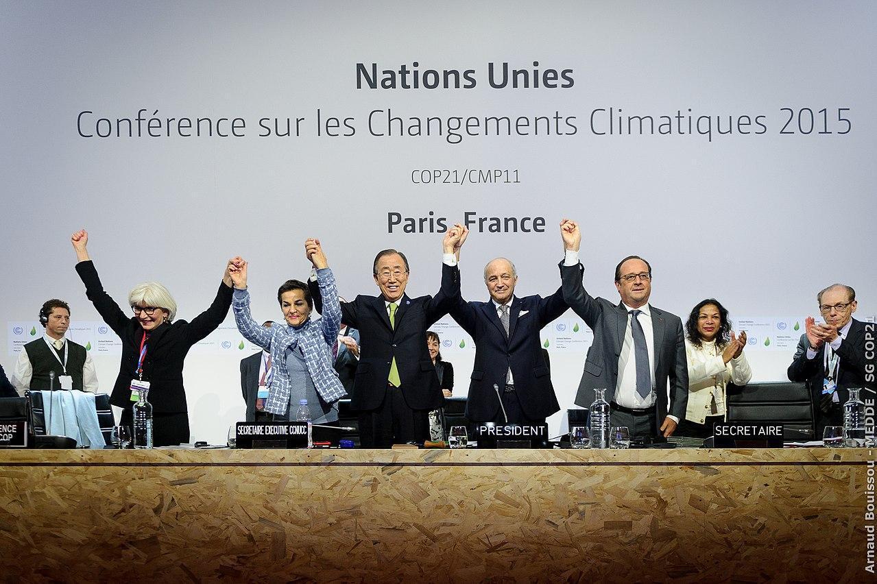 חמש שנים להסכם האקלים ההיסטורי בפריז, התקשורת הישראלית לא מתעניינת | העין  השביעית