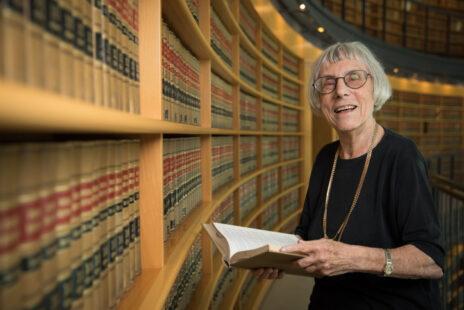 נשיאת מועצת העיתונות, השופטת בדימוס דליה דורנר (צילום: נועם רבקין פנטון)