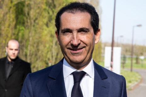 פטריק דרהי (צילום: Jérémy Barande - École polytechnique, רישיון CC BY-SA 2.0)