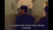 """מוחמד בכרי, צילום מסך מהסרט """"ג'נין ג'נין"""""""