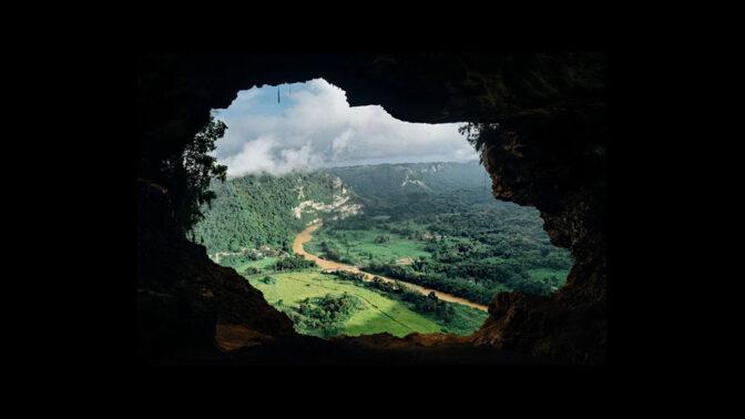 נוף ממערה (צילום: רשיון CC0)