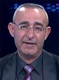 בלאל שלאעטה (צילום מסך מתוך אחנאTV)