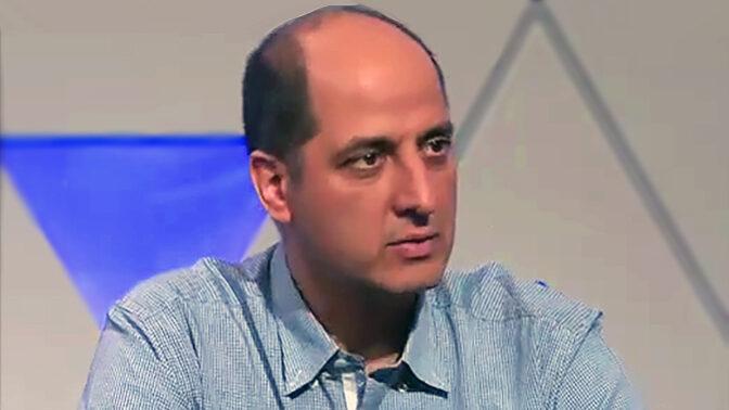 ניר סתיו, מנהל השירות המטאורולוגי (צילום מסך)