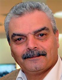"""מנכ""""ל אגודת העיתונאים תל-אביב יוסי בר-מוחא (צילום: יהודה שגב)"""