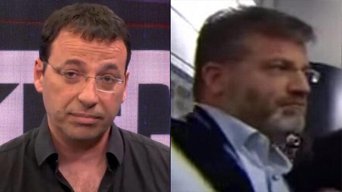 וולטר סוריאנו ורביב דרוקר (צילומים: צילומי מסך)