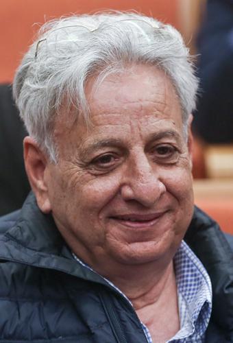 רמי כהן. בית-המשפט המחוזי בתל-אביב, 25.3.2021 (צילום: מרים אלסטר)