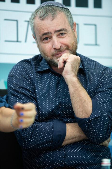 שמעון ריקלין (צילום: משה שי)