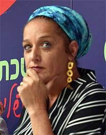 """אורלי גולדקלנג (צילום: משה אסרף, לע""""מ)"""