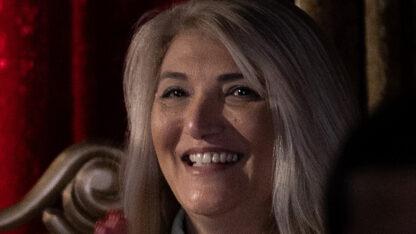 """ח""""כ לשעבר אסנת מארק (צילום: יונתן זינדל)"""