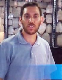 אסף גבור (צילום מסך)
